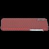 Pitaka MagEZ Case tok Fekete/Narancs Heeringbone Apple iPhone Xs (KI8007XS)