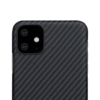 Pitaka MagEZ Case tok Fekete/Szürke Twill Apple iPhone 11 (KI1101R)